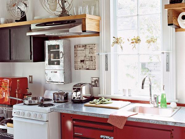 Retro Style Kitchen Designs | iDesignArch | Interior ...