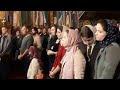 VIDEO Biserică supraaglomerată, cu preoți și enoriași fără măști, în scenariul ROȘU, la Câmpulung Moldovenesc