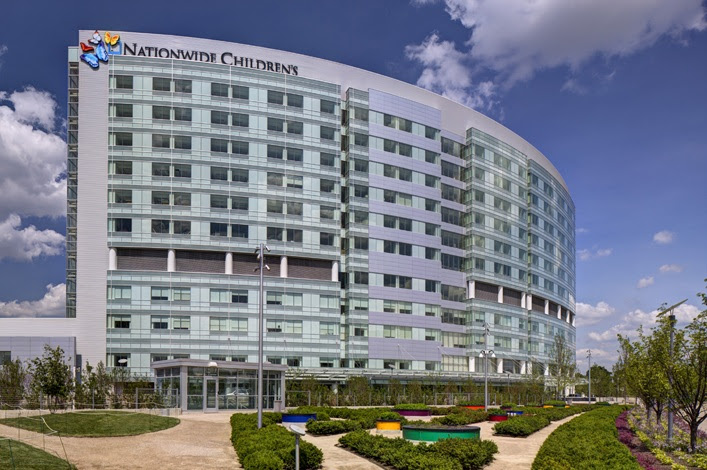 nationwide children s hospital yang terletak di ohio