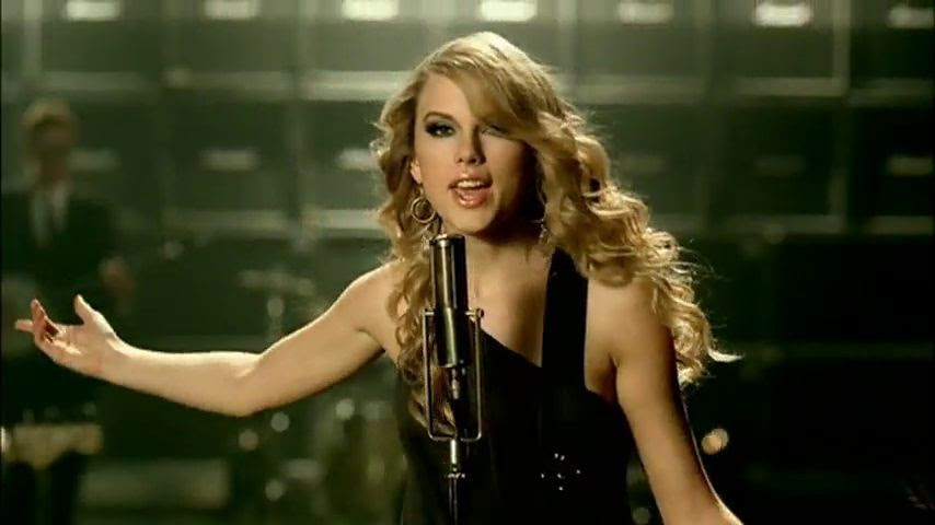 Taylor Swift - Picture To Burn Music Video - Taylor ...