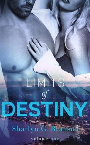 Limits Of Destiny 1 Cover