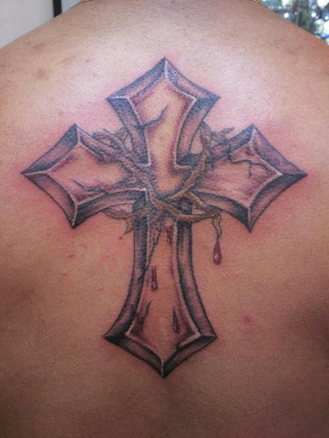 Crown Of Thorns Tattoos Designs Ideas And Meaning Of 11 2019