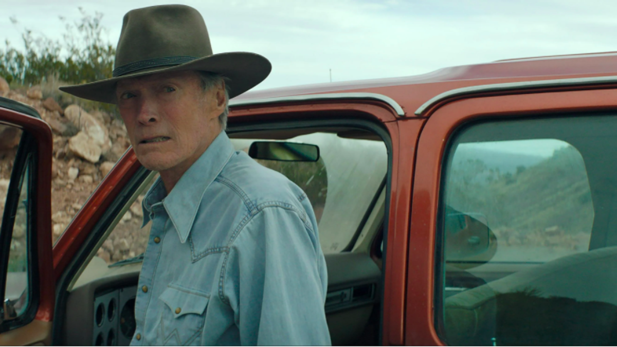 Clint Eastwood returns to cowboy country in Cry Macho