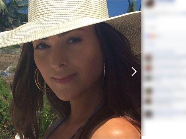 Fabiane foi encontrada morta em casa (Foto: Reprodução/Arquivo Pessoal)