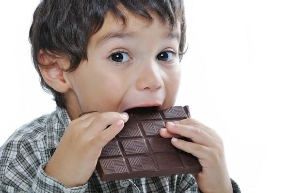 Meningkatkan Konsentrasi dengan Coklat