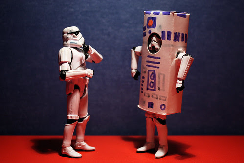 """""""I am the droid you're looking for..."""""""