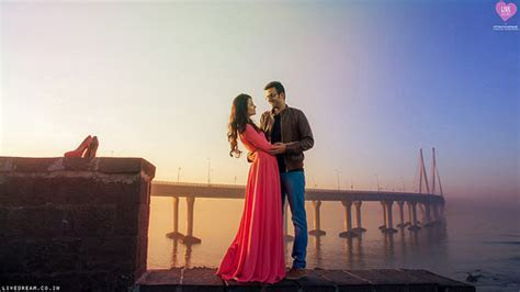 20 Best Pre Wedding Photoshoot Locations in Mumbai