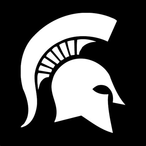spartans logo  clipart clip art library