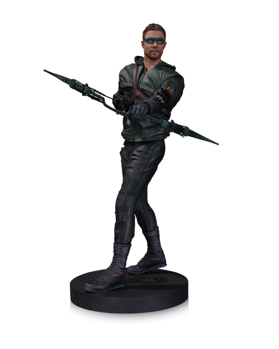 Figura Acción DC Collectibles Oliver Queen - Arrow
