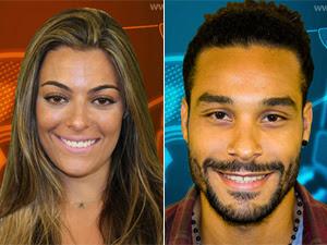 Monique e Daniel (Foto: Divulgação/TV Globo)