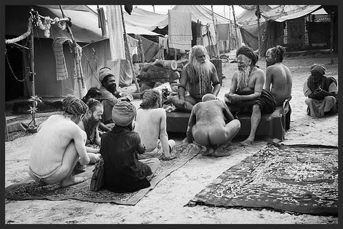 The Naga Sadhus Maha Kumbh Allahabad 2013 by firoze shakir photographerno1