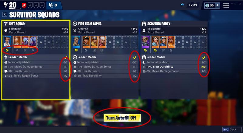 Fortnite Survivor Squads Guide | Fortnite Easyanticheat 30005