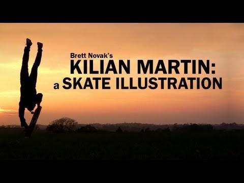VÍDEO DE LA SEMANA: KILIAN MARTIN