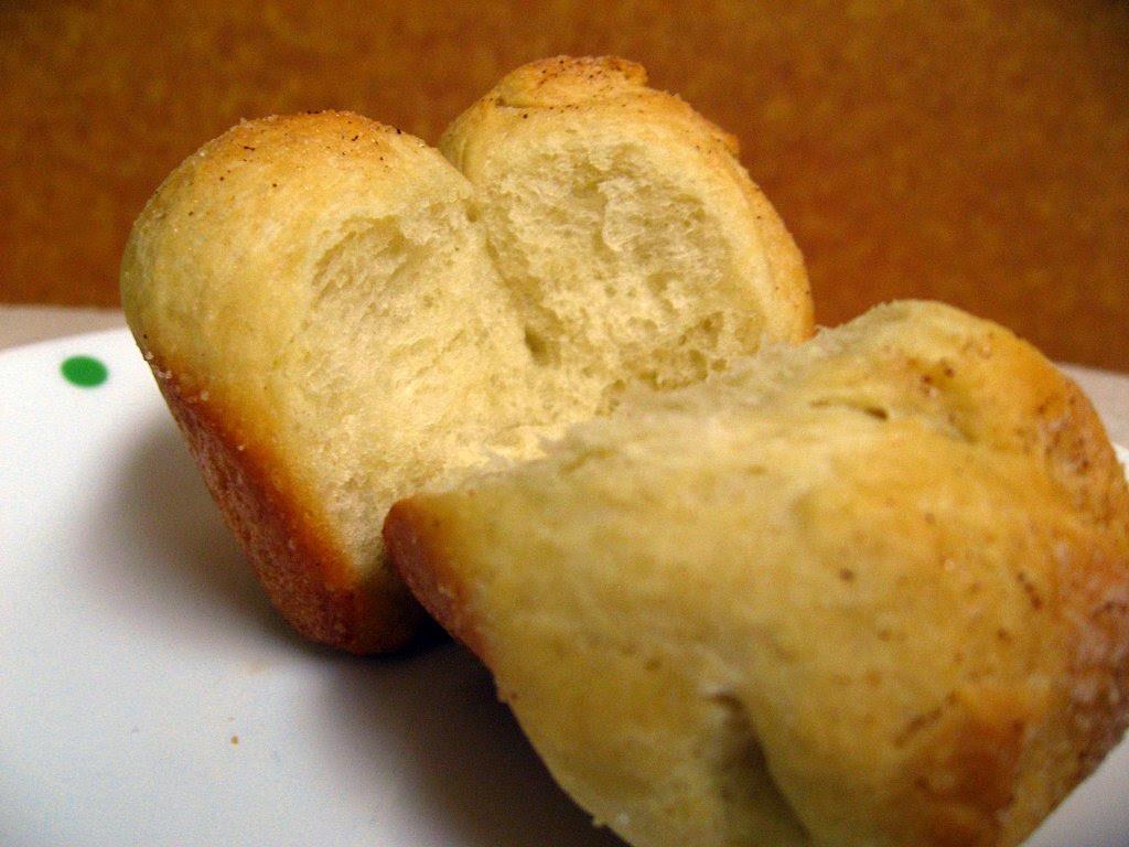Butter Clover Rolls
