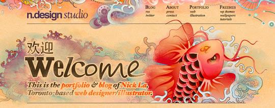 colorfulsites01 55 diseños web repletos de color