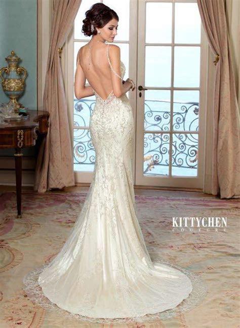 Kitty Chen Wedding Dresses Couture 2015   MODwedding