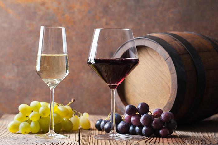 Tipos de uvas para vinho