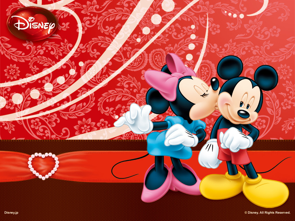 Mickey And Minnie 壁紙 ディズニークラシックス 壁紙 6432525