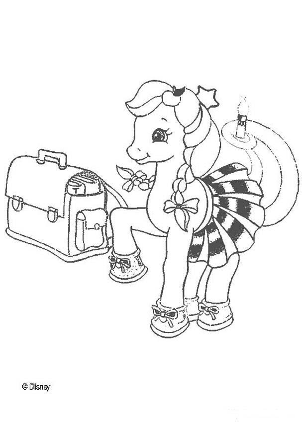 My Little Pony Dibujos Para Colorear Videos Y Tutoriales