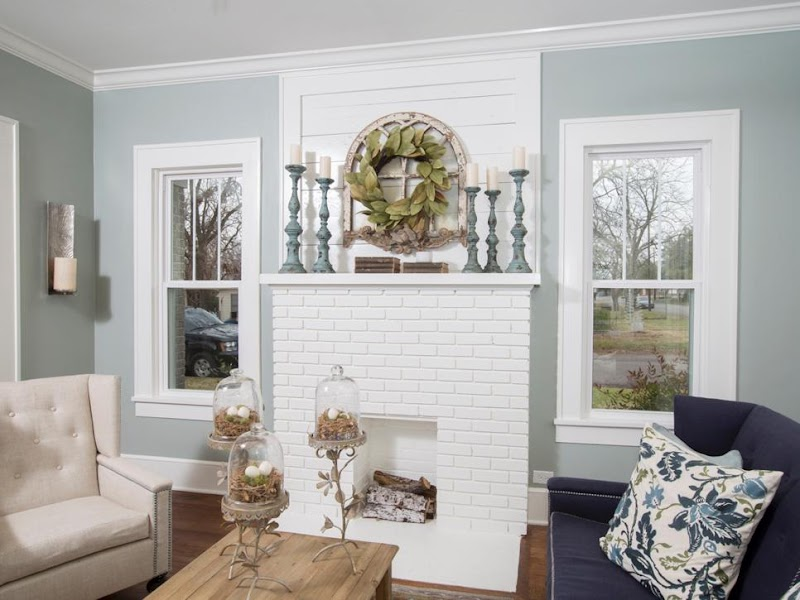 Cool Fireplace Joanna Gaines Living Room Ideas pictures