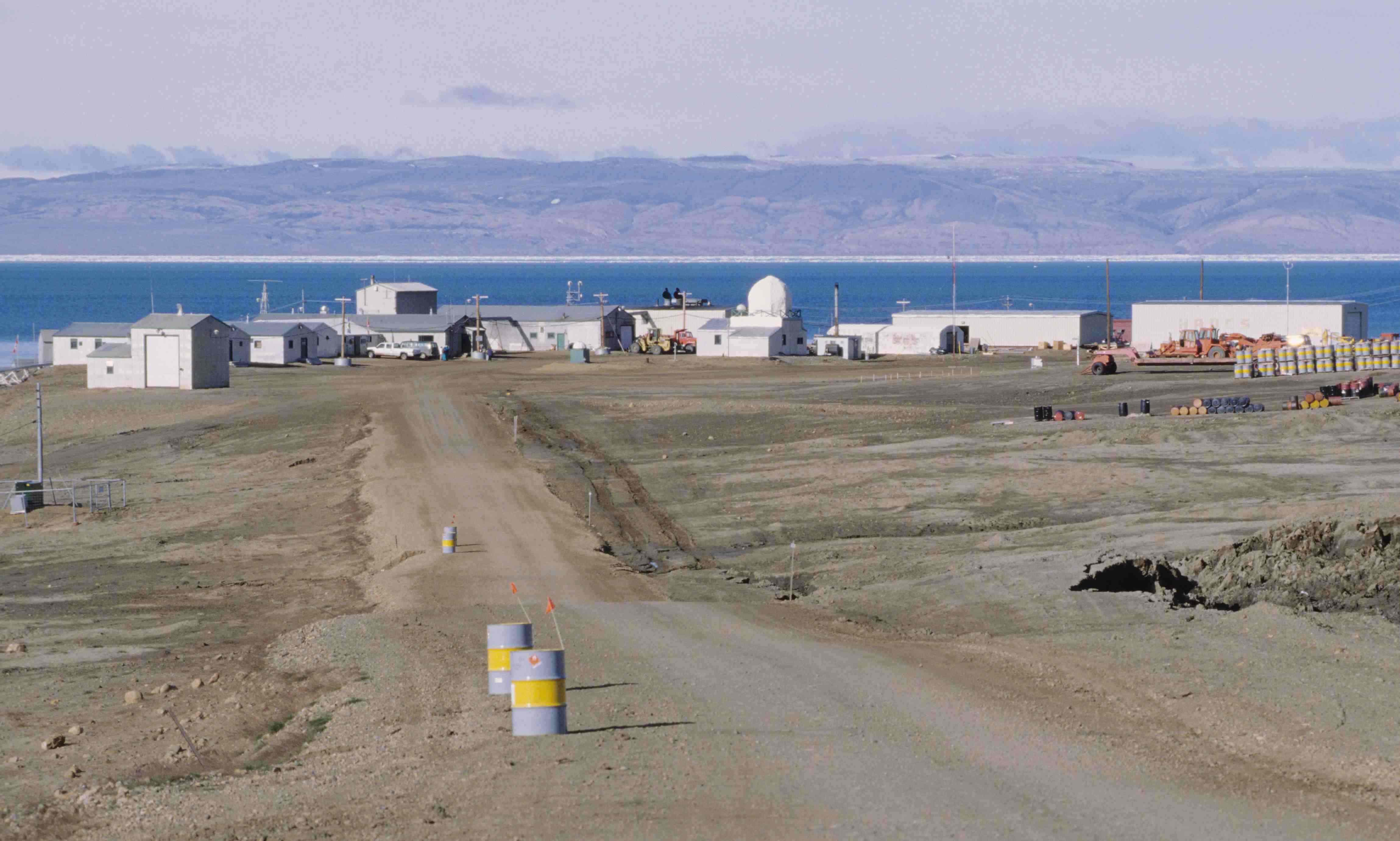 Eureka Nunavut (photo provided by Wikimedia Commons)