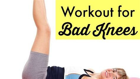 minute  body workout  bad knees  minute