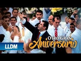 Otro gran aniversario Letra LLDM