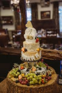 113 best Cheese Tower Wedding Cakes images on Pinterest
