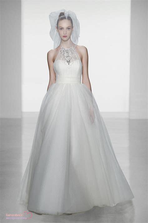 Amsale Fall 2014 Bridal Collection   The FashionBrides