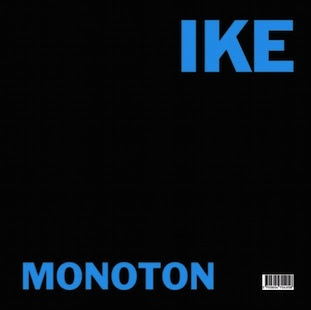 Ike Yard - Regis/Monoton Versions ltd 12-inch