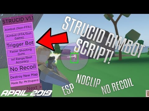 Aimbot Hack For Roblox Strucid Free Robux Generator 2016 No Survey