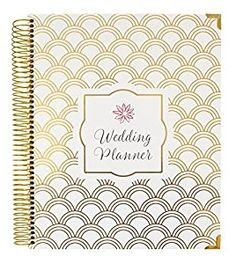 Bloom daily planners Undated Wedding Planner - Hard Cover Wedding ...