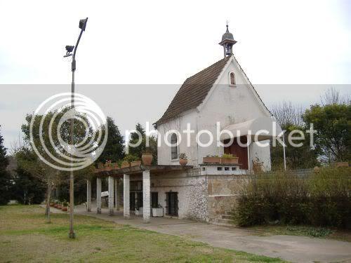 Replica of the Shrine of Schoenstatt in Granadero Baigorria