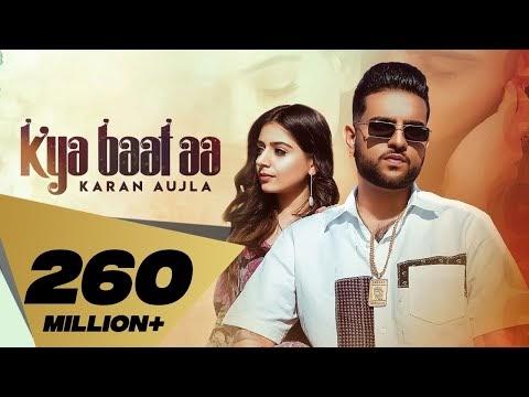 (Punjabi Song) Kya Baat Aa Lyrics - Karan Aujla