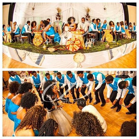 We love the melse set up!! #habesha #wedding #bride #groom