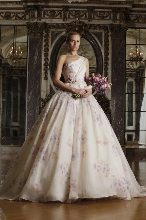 RK6407 | Romona Keveza Luxe Bridal Spring 2016