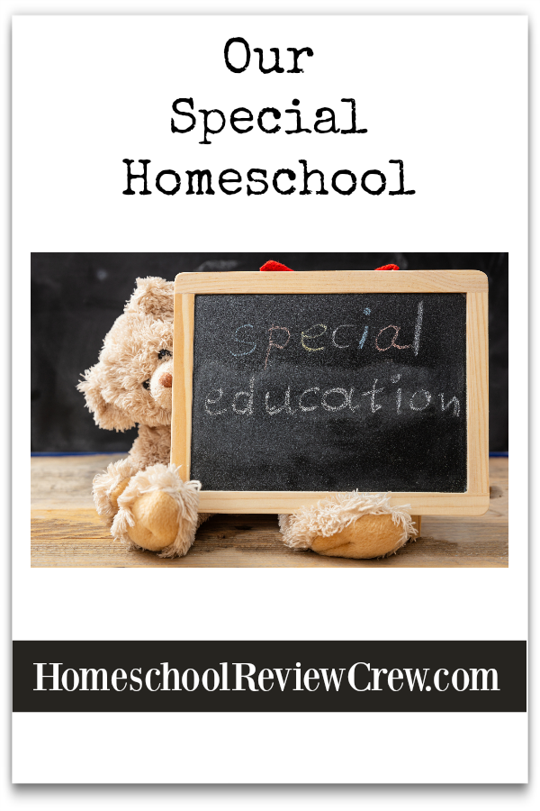 Our Special Homeschool {Homeschool Link UP}