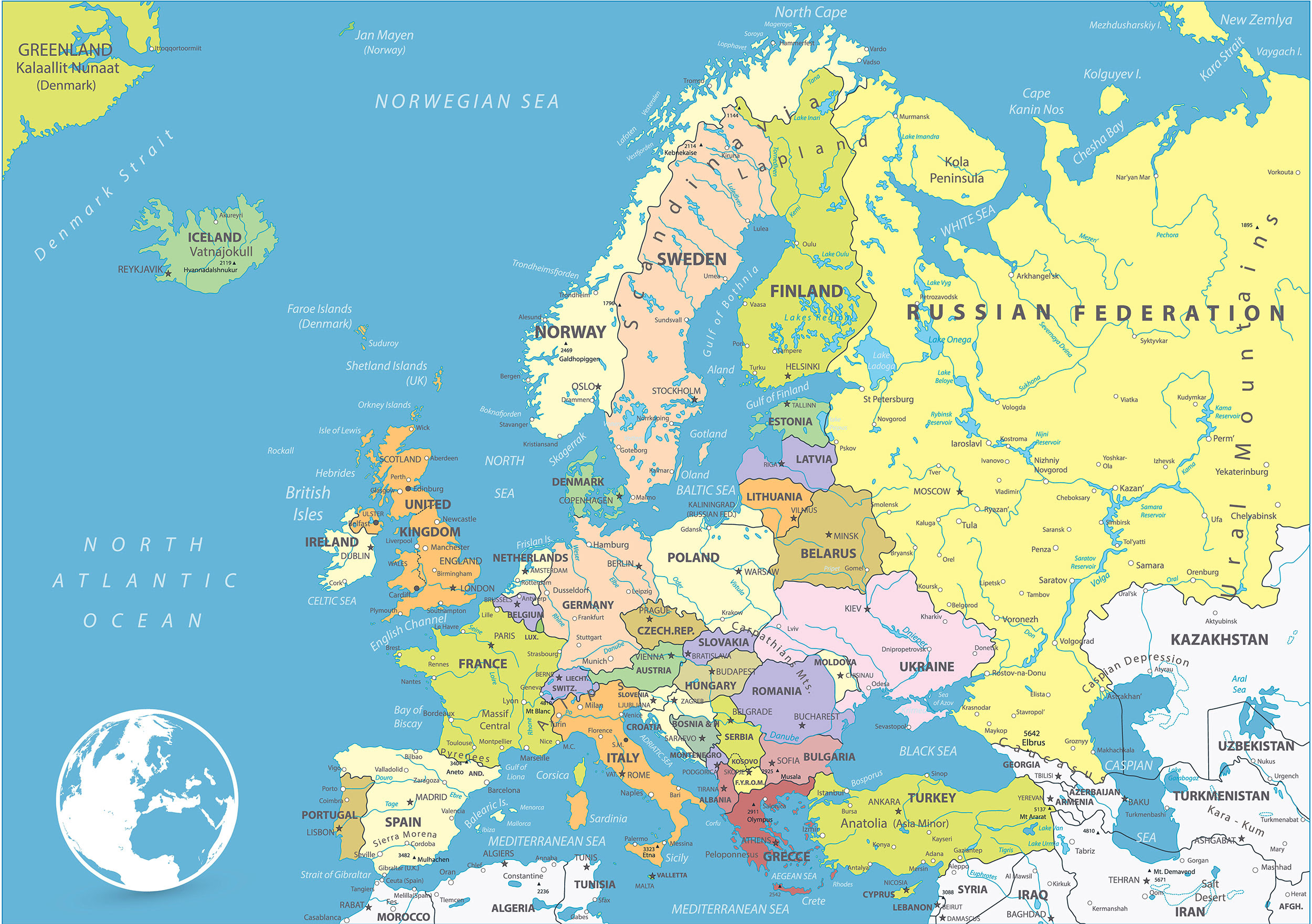 Map 0f Europe.25 Luxury Map 0f Europe