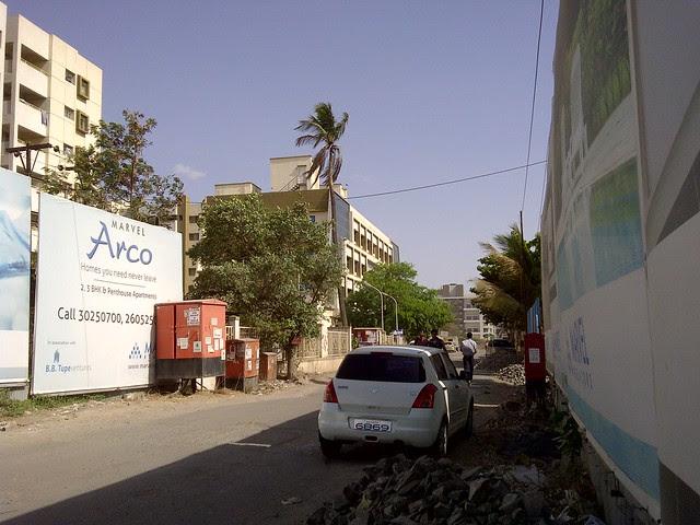 DSK Sunderban & Marvel Arco, 2 BHK 3 BHK Flats & Penthouses, near Amanora, Tupe Patil Road, Sade-Satara-Nali (Sade-Satra-Nali) Gram Panchayat, Hadapsar, Pune 411028