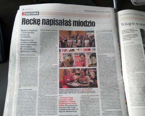 http://ksiazkowo.wordpress.com/2014/10/01/blogerzy-ksiazkowi-zauwazeni/