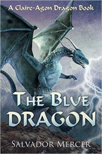 The Blue Dragon by Salvador Mercer