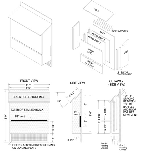 Ideas Woodworking: Bat house plans large on large workbench plans, large barn plans, large chicken tractor plans, large worm bin plans, large pergola plans, large bat doors, large bat clip art, sears craftsman style house plans, grey squirrel house plans, large picnic table plans, large bats in philippines, finished basement ranch floor plans, box wood duck house plans, bat box plans, bat shelter plans, large animals, hummingbird house plans, large cupola plans, large carport plans, butterfly house plans,