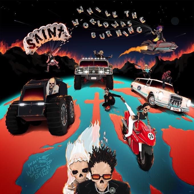 SAINt JHN - Monica Lewinsky, Election Year (feat. A Boogie wit da Hoodie & DaBaby) - Single [iTunes Plus AAC M4A]