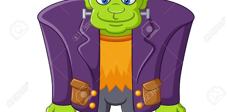 Frankenstein Cartoon Characters
