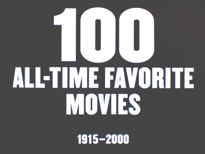 100 All-Time Favorite Movies