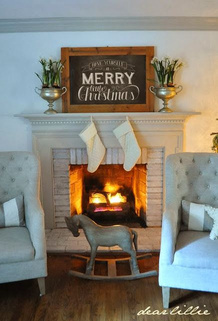 Have yourself a merry little christmas prints and download by Dear Lillie