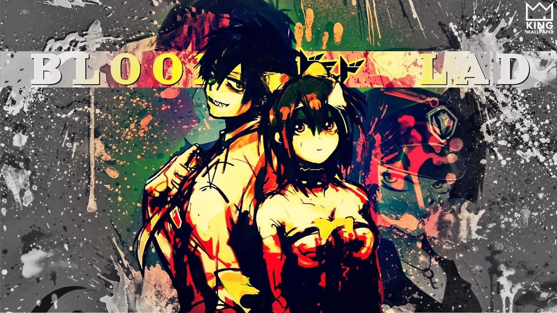 Blood Lad Wallpapers 72 Images