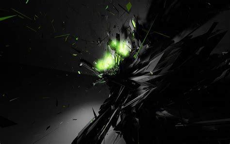 Gambar Gambar 3D Keren dengan Nuansa Gelap