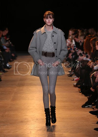 Isabel Marant fall winter 2015 2016 runway show