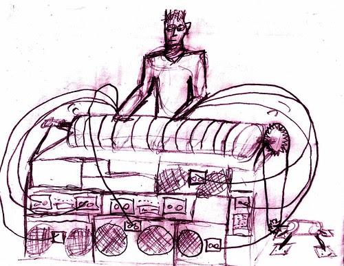 magnetotron sketch